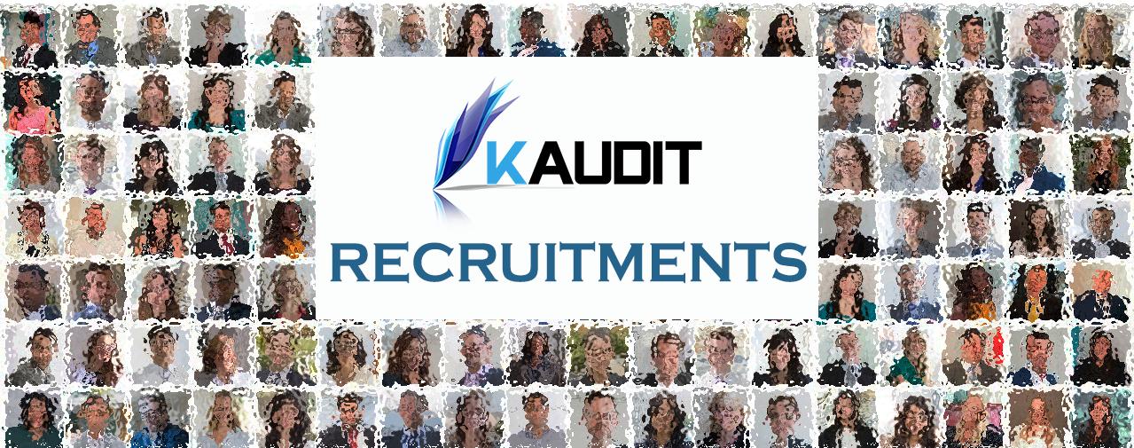 التوظيف - kaudit Recruitments & شركة ناصر محمد الكنهل وشريكه محاسبون و مراجعون قانونيون kaudit